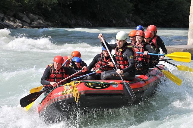 Piandifiume - Agriturismo e Discesa del Torrente in Rafting!